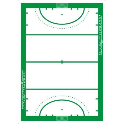 Mercian тактическа дъска за хокей на трева